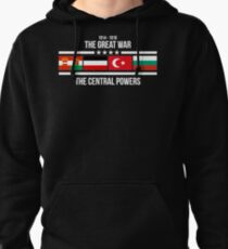 The Great War - The Central Powers Pullover Hoodie