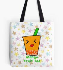 Mango Fruit Tea Tote Bag