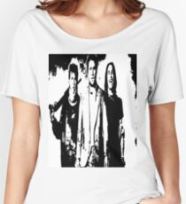 FAVE SCENE PINEAPPLE EXPRESS Women's Relaxed Fit T-Shirt