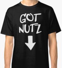"""Got Nutz"" The Nut Shack Classic T-Shirt"