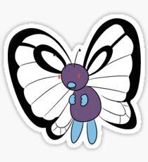 Butterfree Sticker