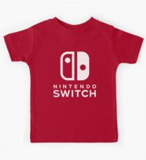 Switch Kids Tee
