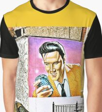 """""""We Have an Elvis Sighting""""... prints and products Graphic T-Shirt"""