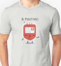 B positive Unisex T-Shirt