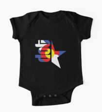DotStar Studios x Colorado Love Short Sleeve Baby One-Piece