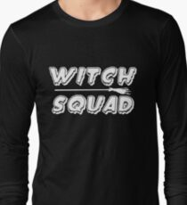 Witch Squad (white) Long Sleeve T-Shirt