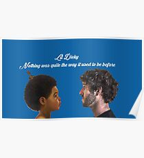 Lil Dicky X Lil Drake Poster