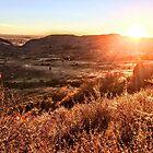 A Foothills Sunrise by Jenna Jade
