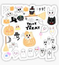 Kawaii Halloween  Sticker Set  Sticker
