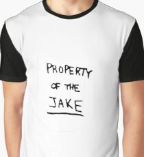 Property of the Jake Graphic T-Shirt