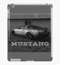 Mustang Bandito iPad Case/Skin