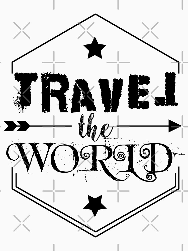 Travel the world by siyi