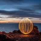 Light Orb by Rosie Appleton
