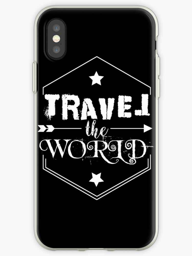 Travel the world (white) by siyi
