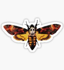 Silence of the Lambs Sticker