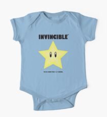 Invincible*  One Piece - Short Sleeve