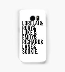 Gilmore Girls Characters  Samsung Galaxy Case/Skin