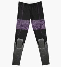 Tali'Zorah Leggings (armored) Leggings