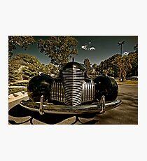 1940 Cadillac Limo Photographic Print