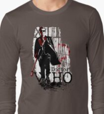 WHO Long Sleeve T-Shirt
