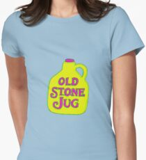 Old Stone Jug Women's Fitted T-Shirt