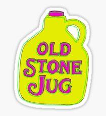 Old Stone Jug Sticker