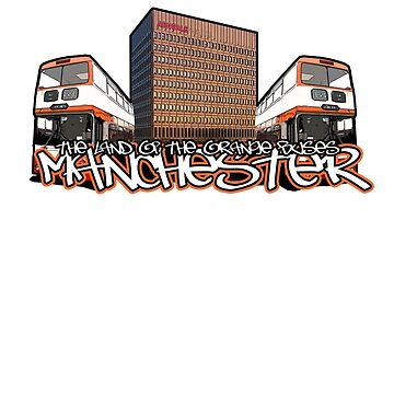 Manchester GM Buses by RudieSeventyOne