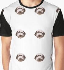 Bentley the Labradoodle Graphic T-Shirt