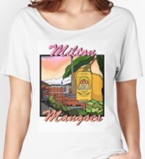Milton Mangoes Women's Relaxed Fit T-Shirt