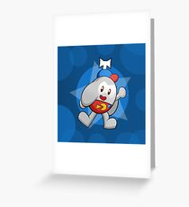 Lu9 Greeting Card