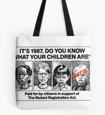 Mutant Advert Tote Bag
