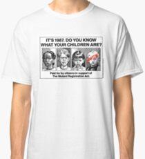 Mutant Advert Classic T-Shirt