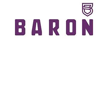 Baron Cycling BARON TEE by 42x16cc