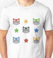Voltron Lions Unisex T-Shirt