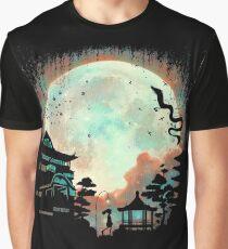 Spirited Night Graphic T-Shirt