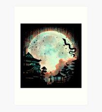 Spirited Night Art Print