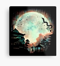 Spirited Night Metal Print