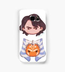Snips and Skyguy  Samsung Galaxy Case/Skin