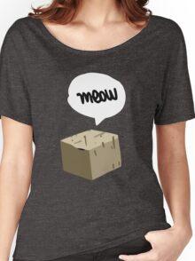 Warren Graham - Meow Box Women's Relaxed Fit T-Shirt
