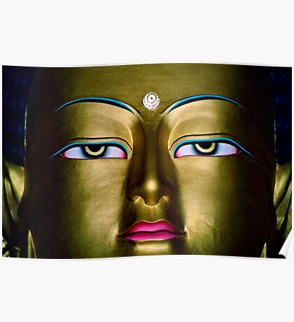 prince gautama. the buddha, india Poster
