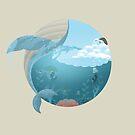 Whale jump by erdavid