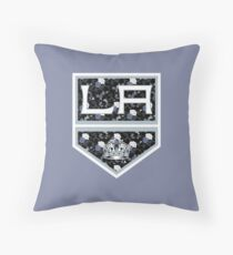 #soft Angeles Kings Throw Pillow