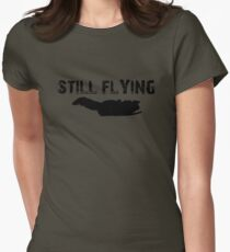 Still Flying Women's Fitted T-Shirt
