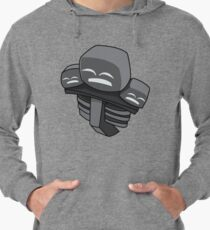 Minecraft Wither Boss Mob Lightweight Hoodie