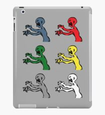 Grr. Argh. Colours  iPad Case/Skin