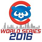 CHICAGO CUBS - WORLD SERIES CHAMPS 2016 by iHydra