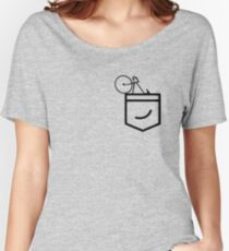 Fixie in the Pocket Women's Relaxed Fit T-Shirt