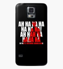 Dr Horrible Laugh  Case/Skin for Samsung Galaxy