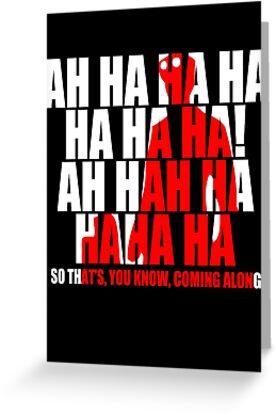 Dr Horrible Laugh  by ShaunieB