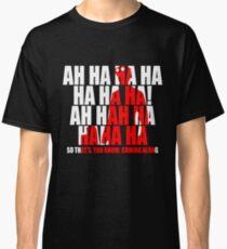 Dr Horrible Laugh  Classic T-Shirt